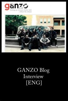 Ganzo Blog Interview (2011)