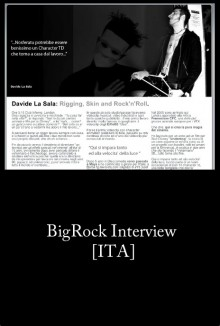 BigRock Interview [ITA] (2007)