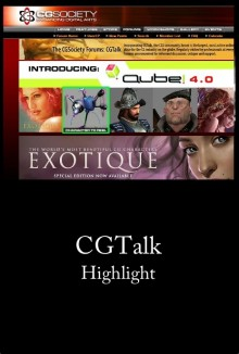 CGTalk Highlight (2005)