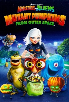 Monsters vs Aliens : Mutant Pumpkins (2009)