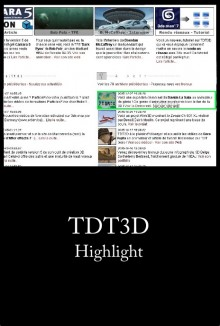 TDT3D Highlight (2005)