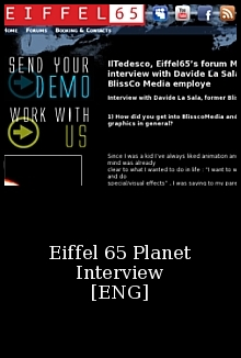 Eiffel65 Planet Interview