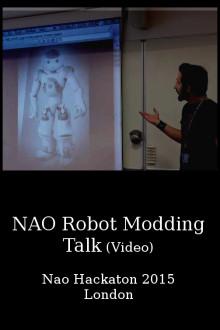 NAO Robot Modding