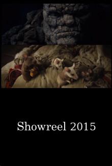 Lead Character TD – Showreel 2015